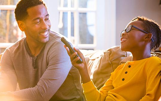 TV Voice Control Remote - Mobridge, SD - CLAYTON'S ELECTRONICS - DISH Authorized Retailer