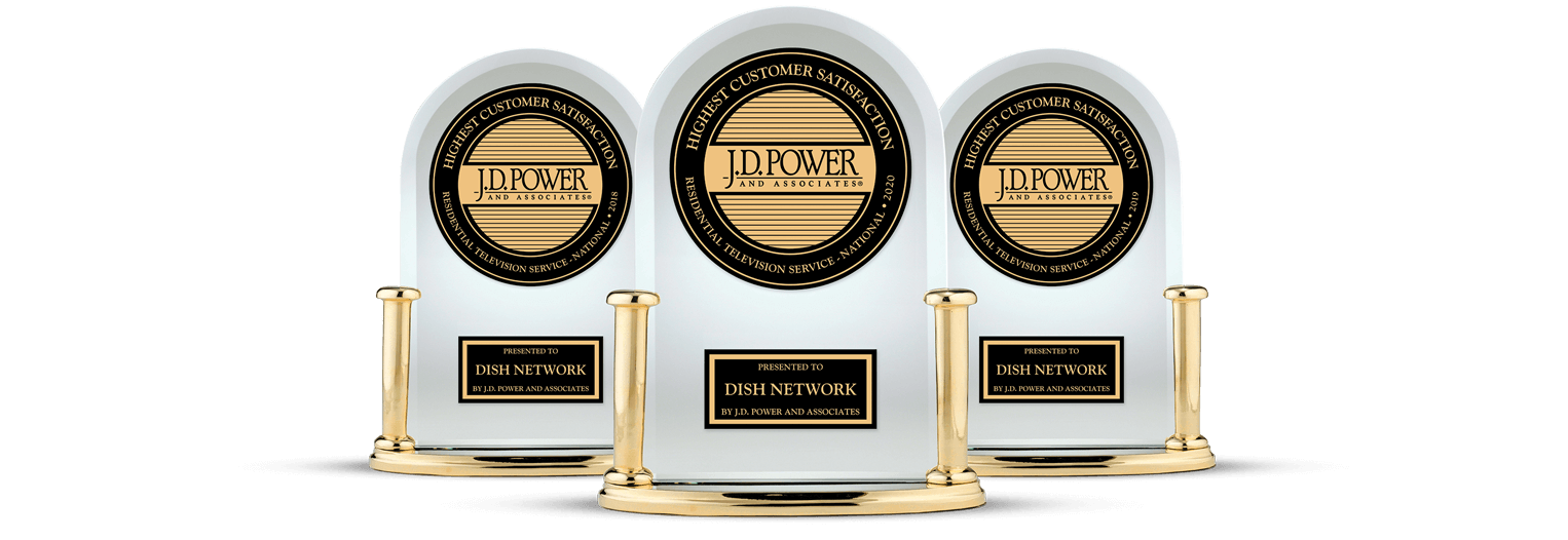 DISH Customer Satisfaction - Ranked #1 by JD Power - CLAYTON'S ELECTRONICS in Mobridge, SD - DISH Authorized Retailer