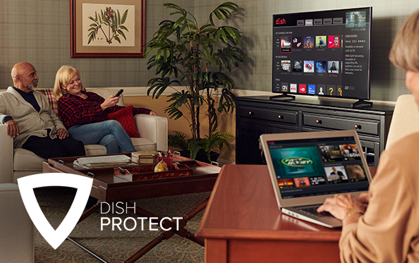 Get DISH Protect from CLAYTON'S ELECTRONICS in Mobridge, SD